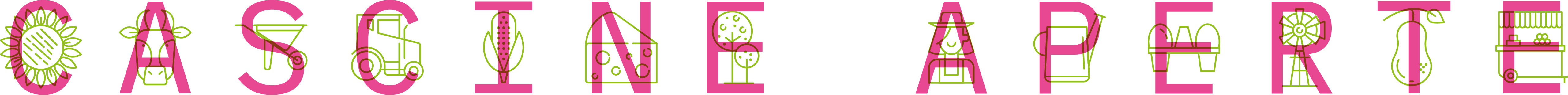 Cascine Aperte Milano Logo