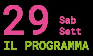 Programma Cascine Aperte 2018 Sabato