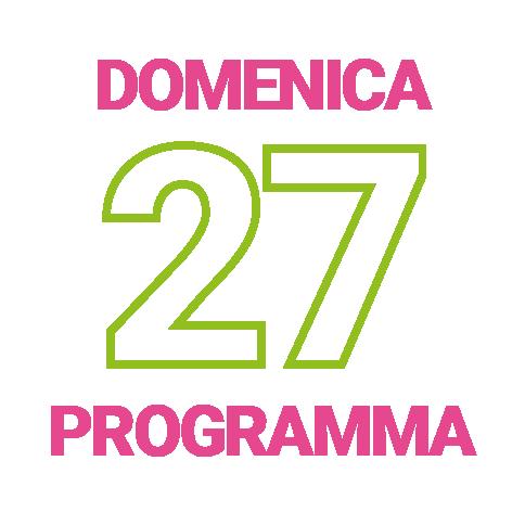 Programma Cascine Aperte 2018 Domenica